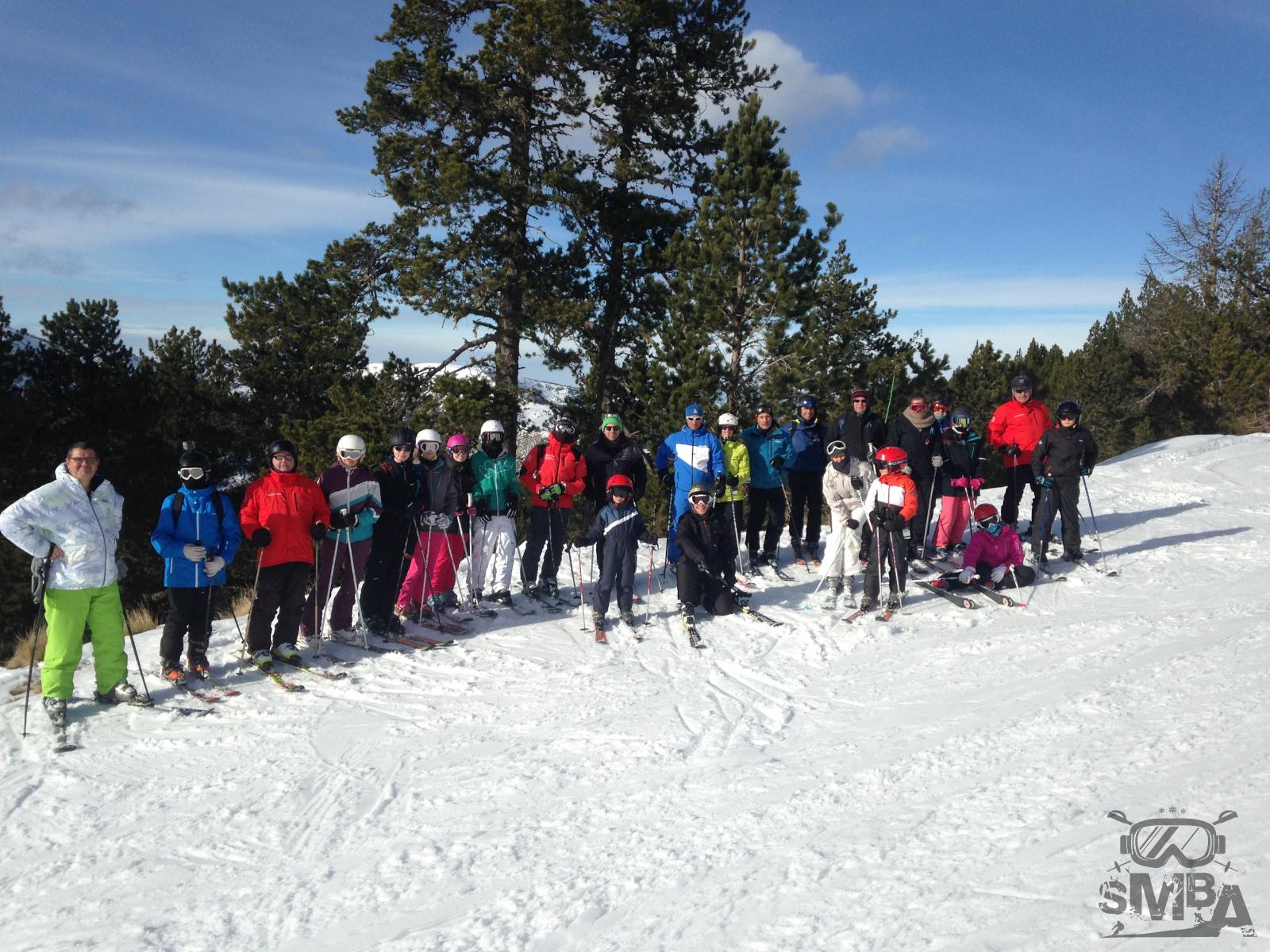 SMBA - Ski Club Pamiers